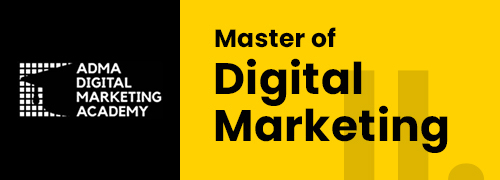 ADMA - Master of Digital Marketing II.
