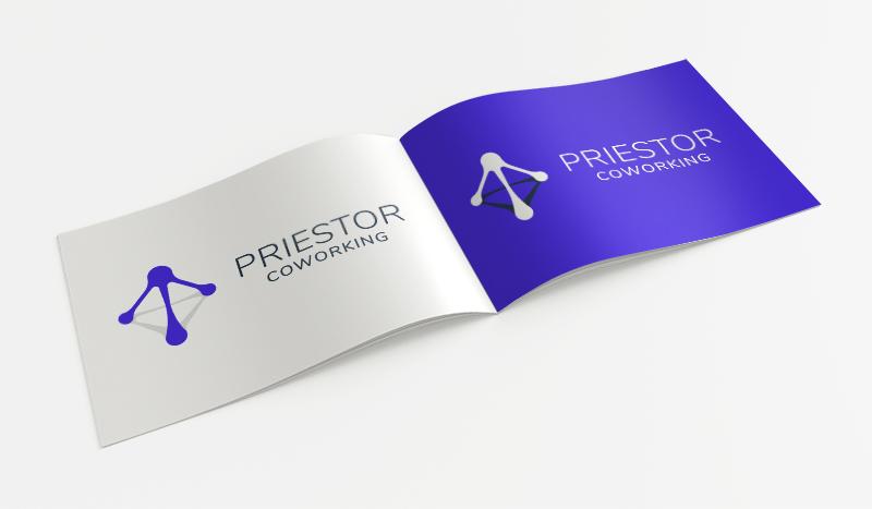 Priestor Coworking - logo