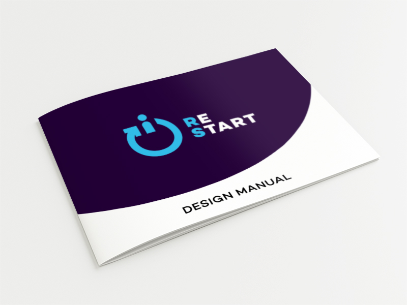 Re-Start - firemná identita