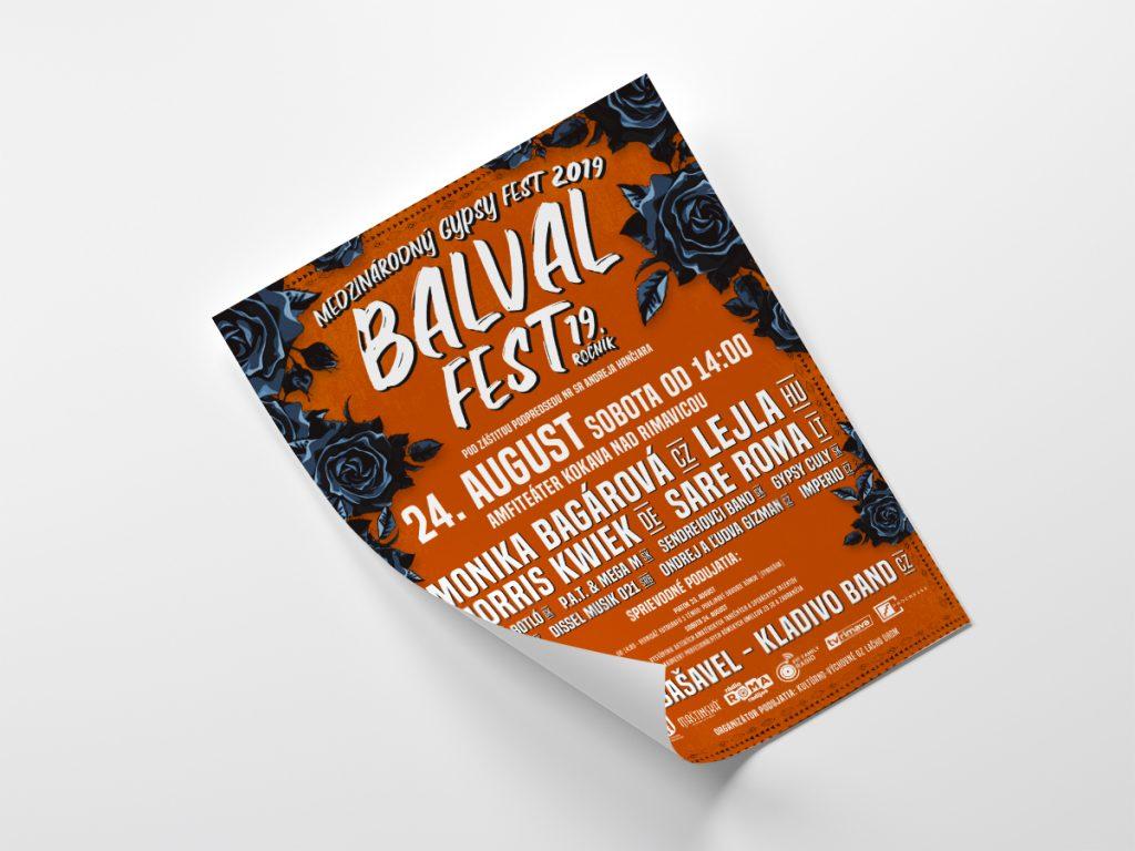 BalvalFest 2019 - plagát