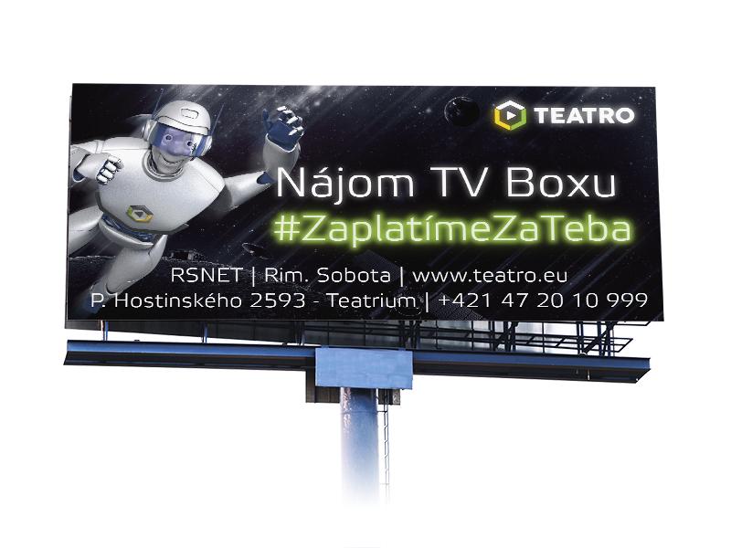 Teatro - billboard
