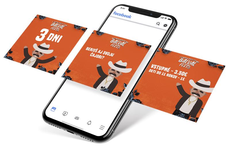 BalvalFest 2019 - Facebook reklama